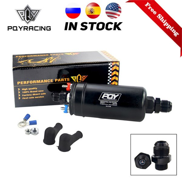 Wholesale fuel pump quality for sale - Group buy Automobiles Motorcycles EFI LH HP TOP QUALITY External Fuel Pump E85 Compatible style New PQY FPB003 QY