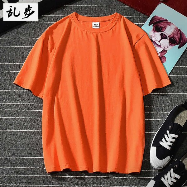 8201 Orange - 200g Cotton