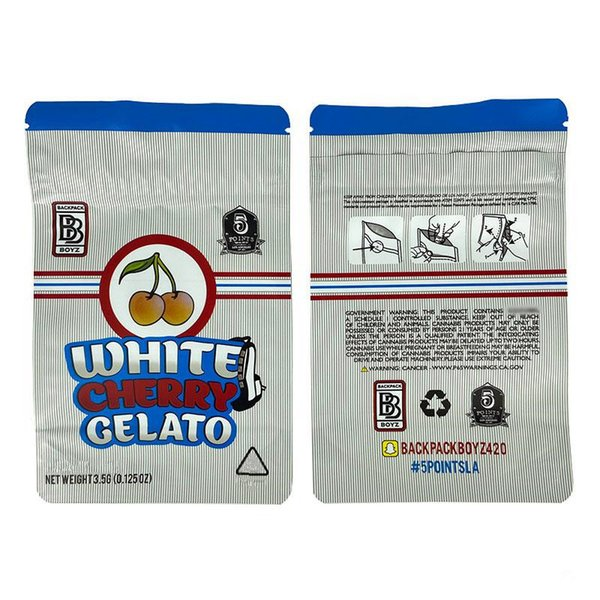 Blanco Cereza Gelato