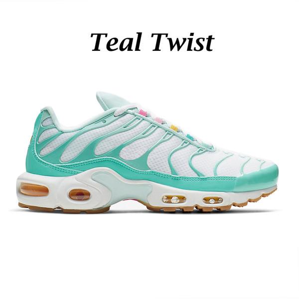 Teal Twist 36-40.