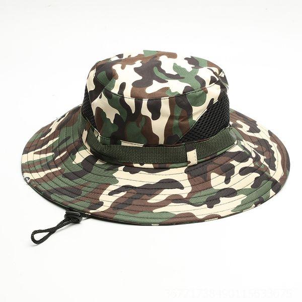Camuflagem verde militar