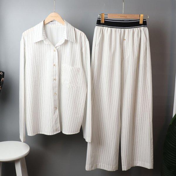 Stripe Trouser Seen