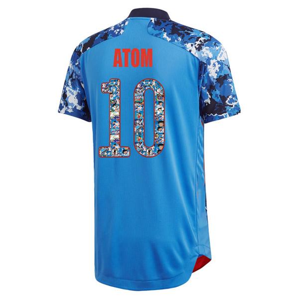 Atom # 10