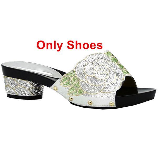 Zapatos sliver solo