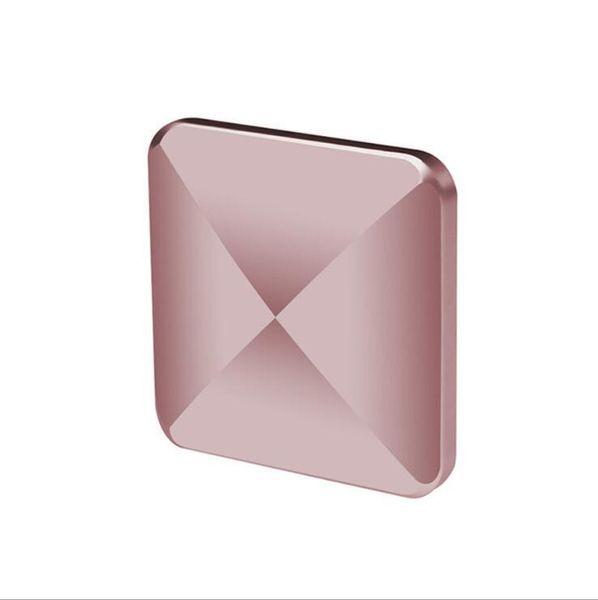 Розовое золото - четырехугольник