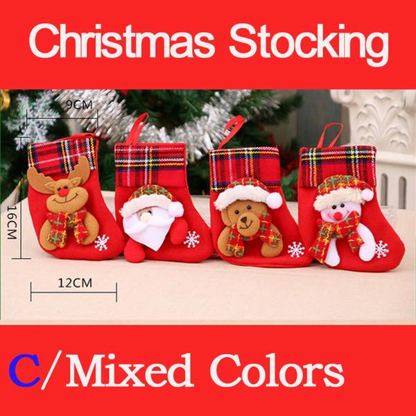 C / colores mezclados