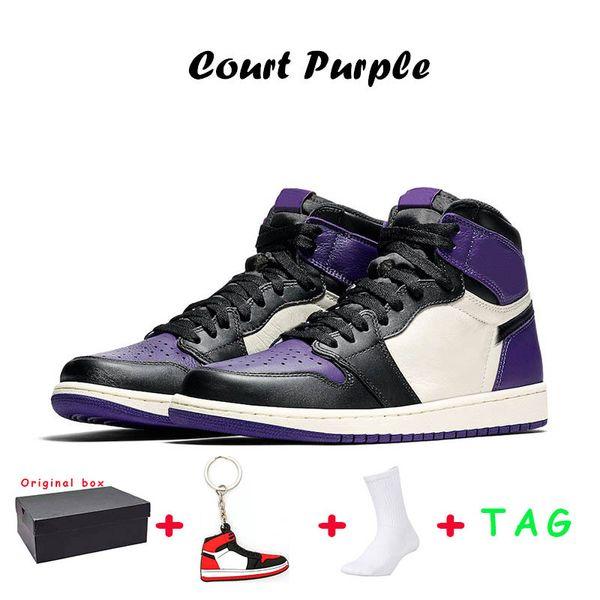 20 Court Purple