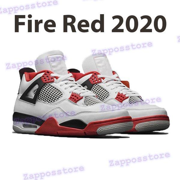 01. Огонь красный 2020