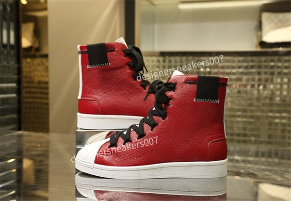2021top Mans latest small dirty shoes dirty, soft and comfortable, fashionable high-rise sports shoes bzb190810