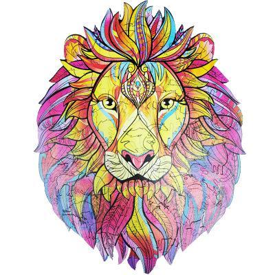 A4 Lion.