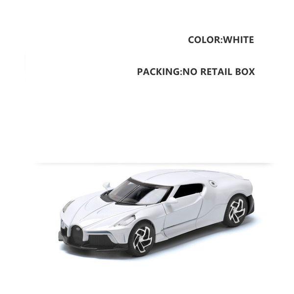 White No Box