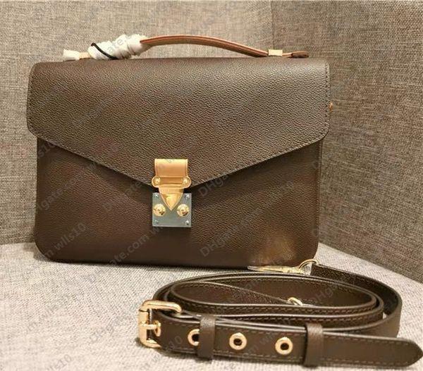 best selling Women handbags purses high quality women bag genuine leather pochette Metis shoulder bags crossbody bag Serial code M40780 LB83