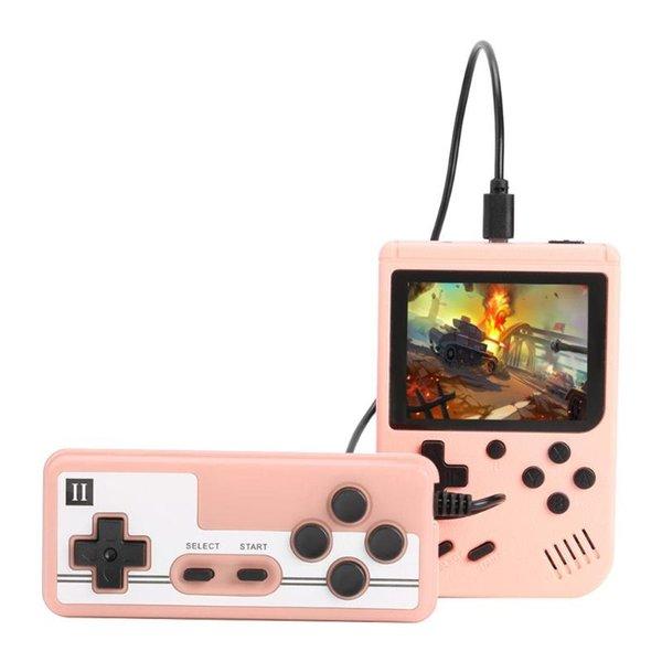 розовый с геймпадом