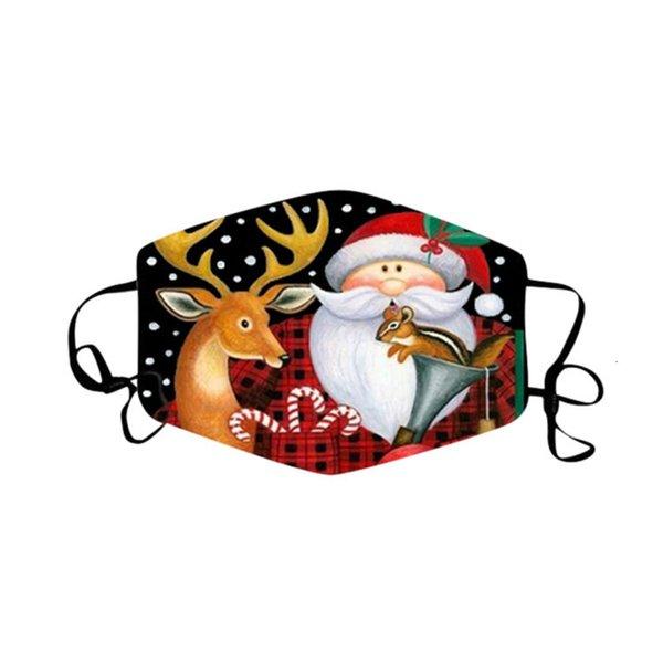Weihnachtsmaske 0.