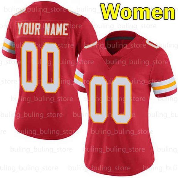 Jersey delle donne personalizzate (q z)