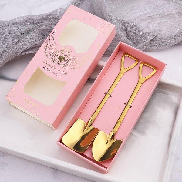 Golden(Pink box)