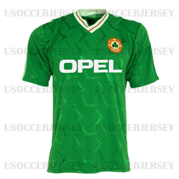 1990 Ирландия домой