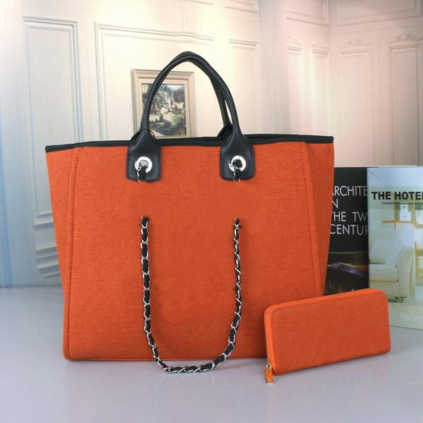 오렌지 + 지갑