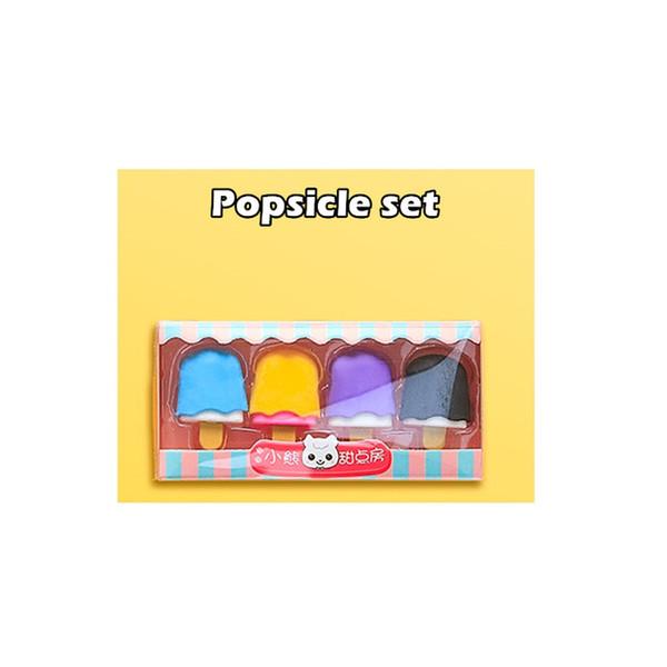 Popsicle set(4pcs)
