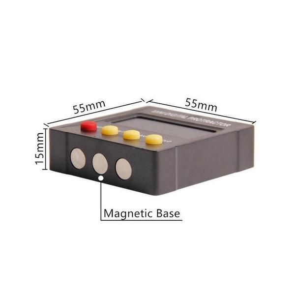 top popular Ruitool 360 Degree Mini Digital Protractor Inclinometer Electronic Level Box Magnetic Ba wmtNeF homes2011 2021