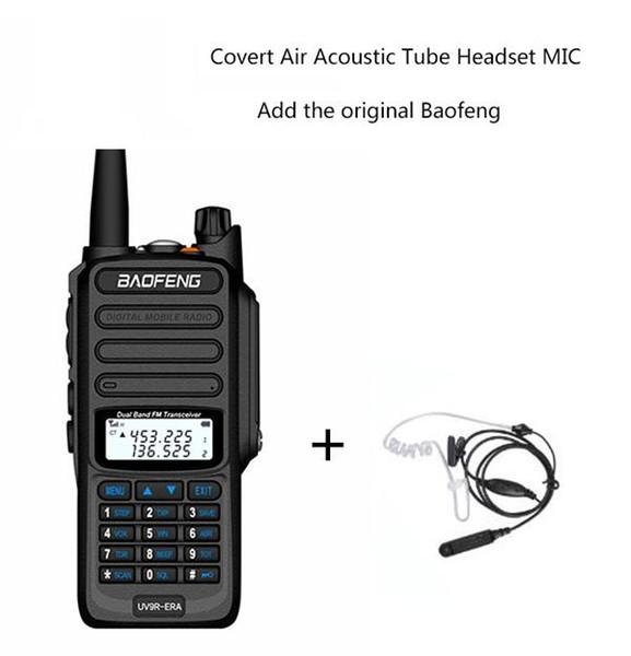añadir headset2 tubo de aire