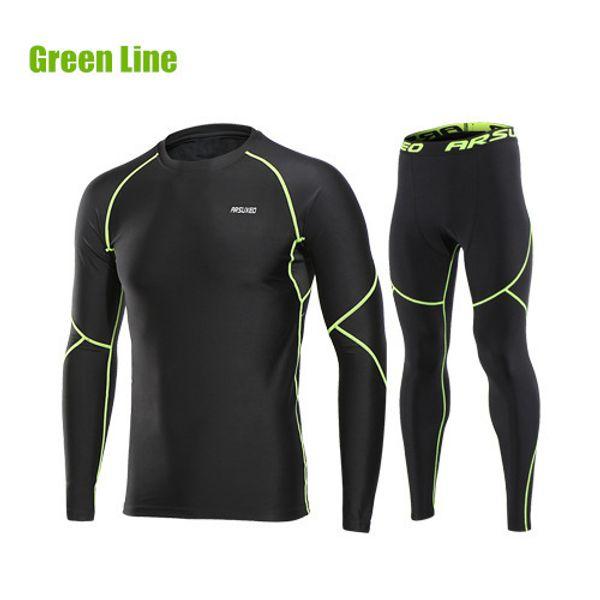 Yeşil çizgi