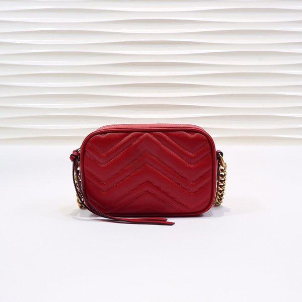 18cm / mini / rojo
