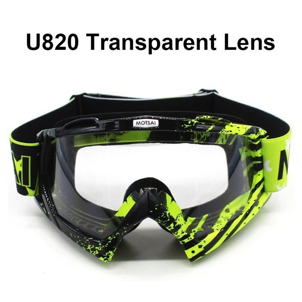 Transparent Lens-One Size