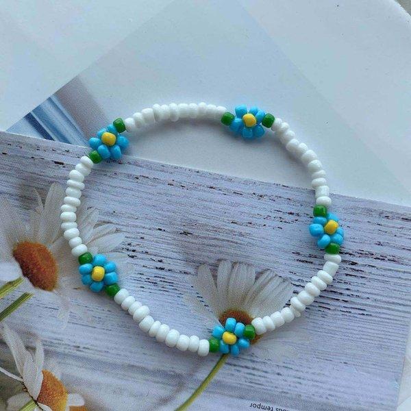Beyaz (mavi Çiçek)