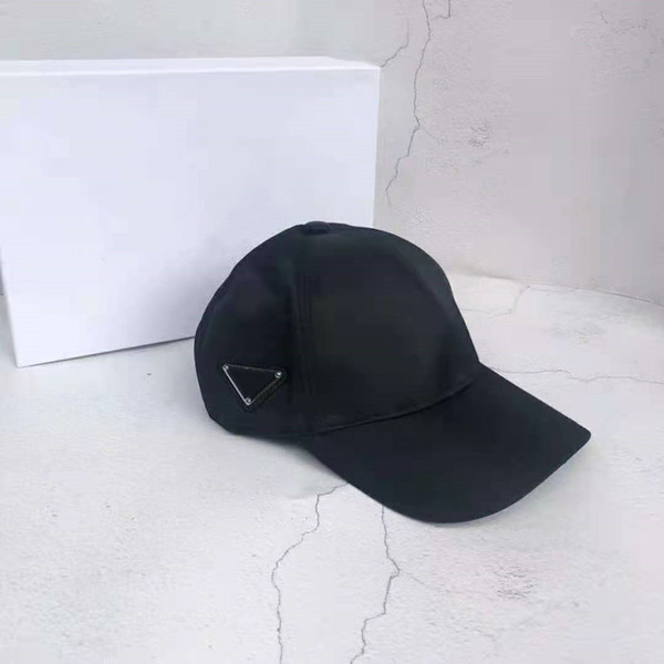top popular New Fashion Street Ball Cap Hat Baseball Cap for Man Woman Adjustable Sport Caps Hats 4 Season 2021