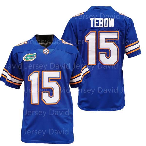 15 Tim Tebow