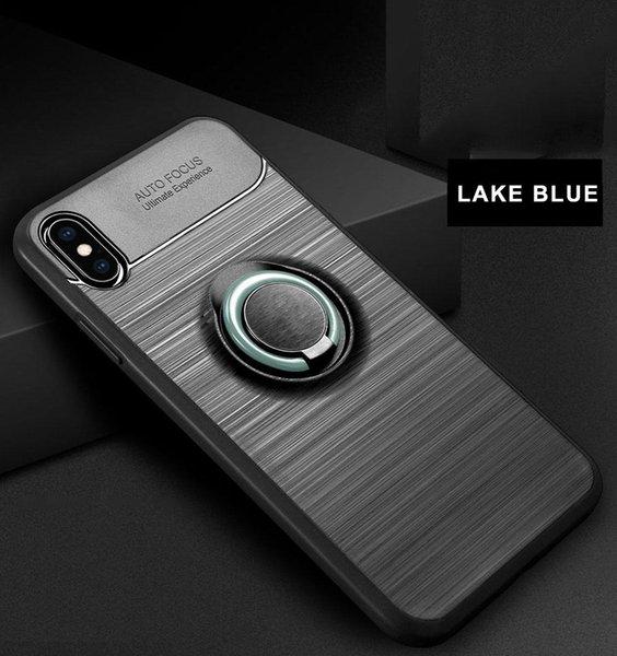 lac bleu noir +