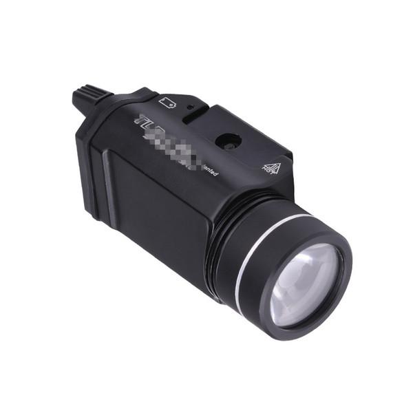 best selling 1000 Lumens Element Glare Tactical Light LED Waterproof Long Shot Stream Light Airsoft Weapon Lights P1 Strobe Flashlight TLR-1