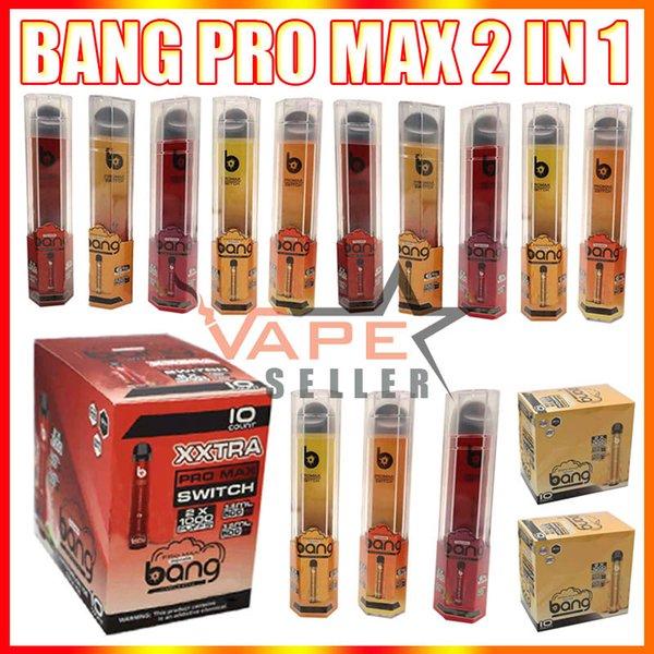 Bang Pro Max Interruptor