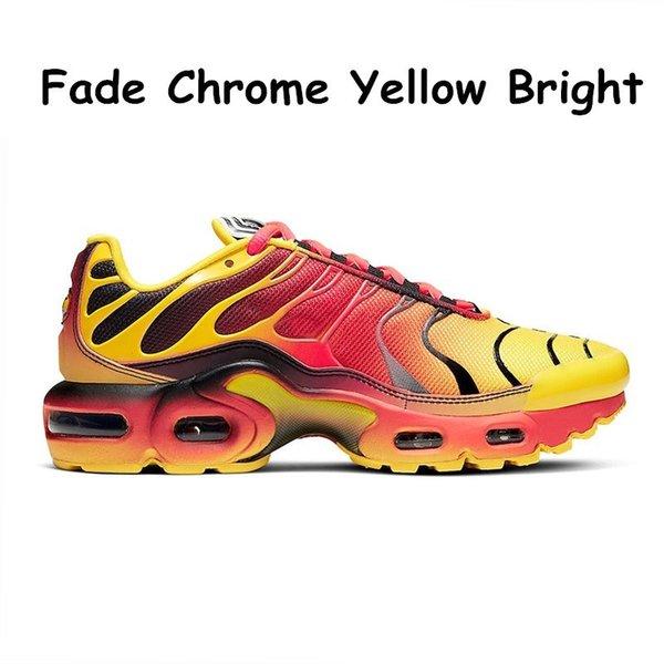 33 fade cromo amarelo brilhante