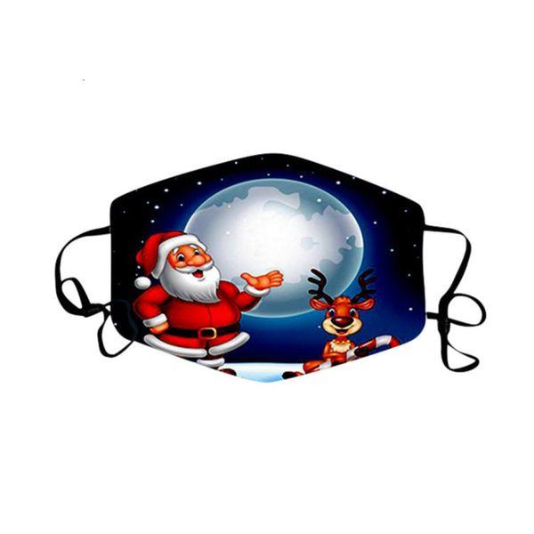 Weihnachtsmaske 010.