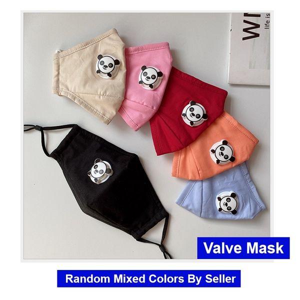 Válvula de máscara aleatoria colores mezclados por vendedor