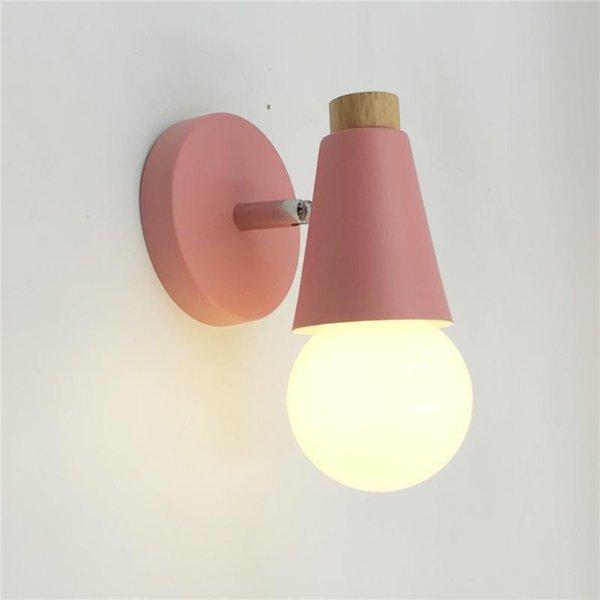 핑크 6W의 따뜻한 흰색