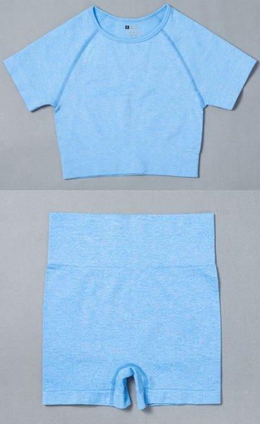 Blue Top Cort
