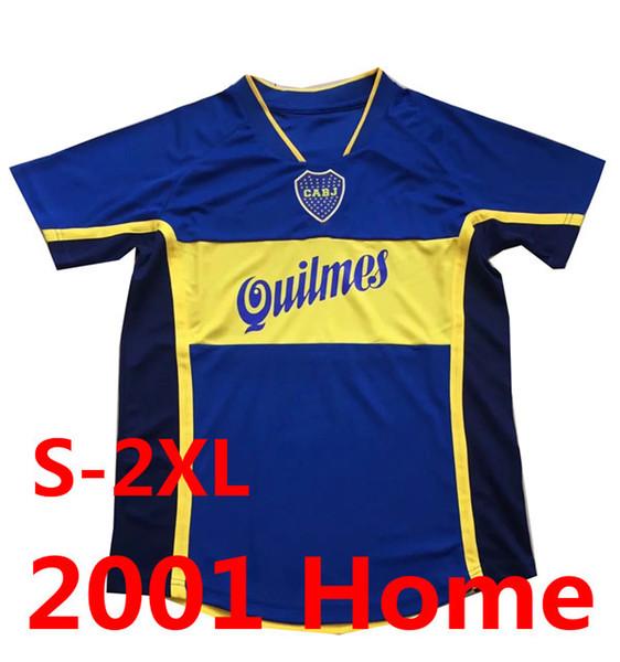 2001 HOME.