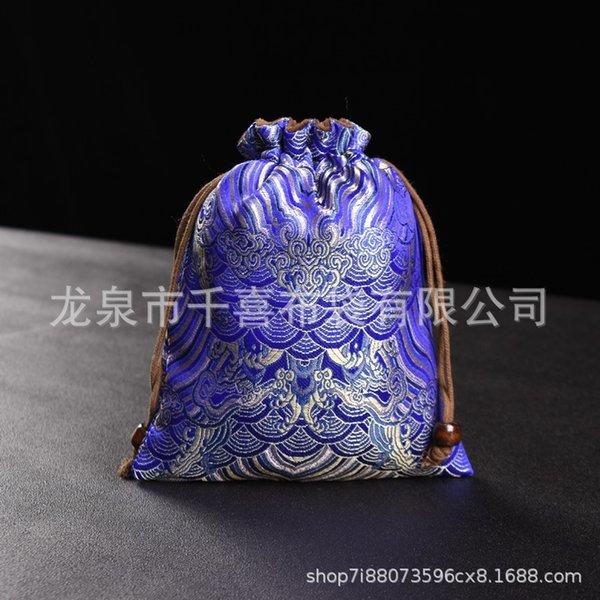 Bolso Xiangyun Azul 15x19-Bundle