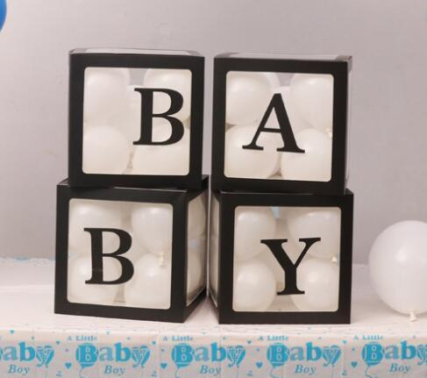 schwarzes BABY