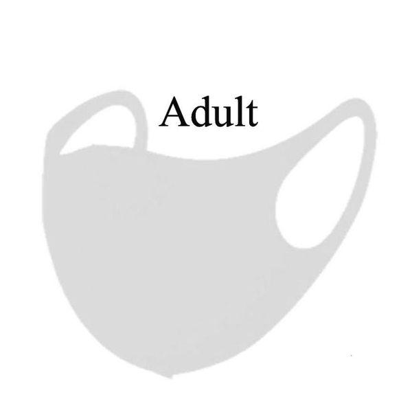 Branco adulto