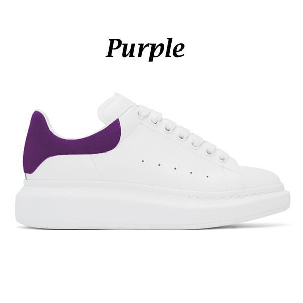 No.20 Purple suede