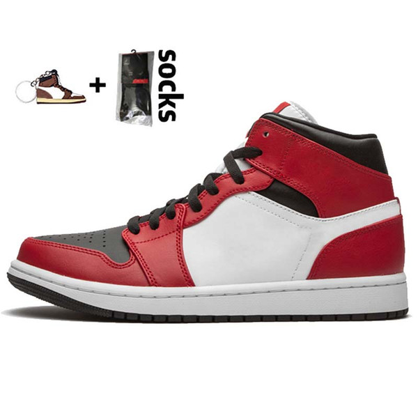 A35 Mid Chicago Black Toe 36-46