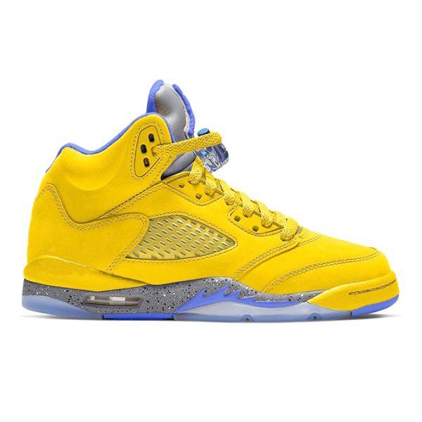 B6 40-47 Laney Yellow