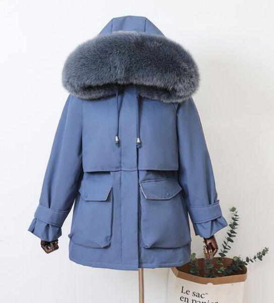 Fox Fur Blue