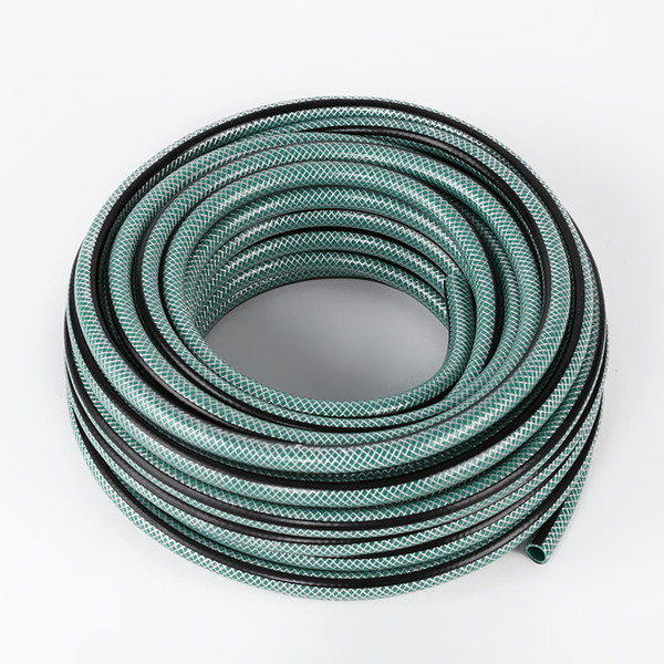 best selling Watering irrigation flushing utensils hot sale 15 meters PVC garden hose Two-color PVC home use hose
