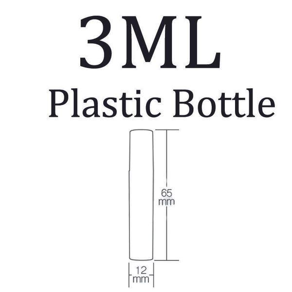 3мл Пластиковые бутылки