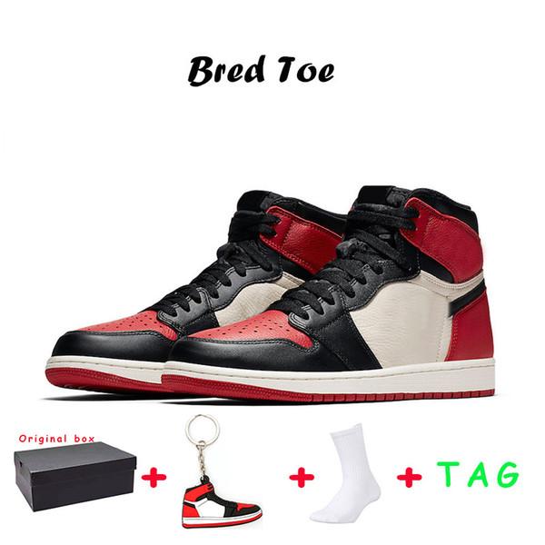 12 Bred Toe